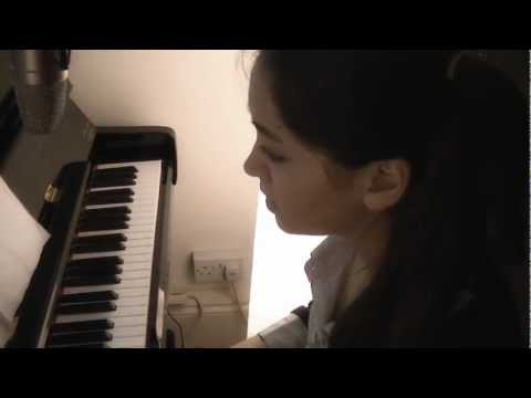 Baby I Would Run - An Original Song by John Burns (performed by Jasmine Thompson)
