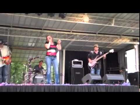 Crazy performed by Mocking Bird Hill at the Bluegill Music Festival