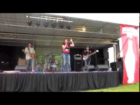 GIRL CRUSH performed by Mocking Bird Hill at the Bluegill Music Festival