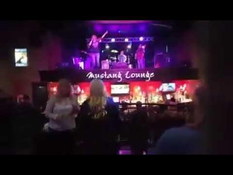 Savannah Rose at the Shooting Star Casino