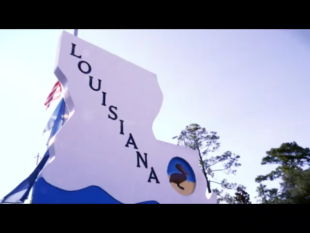 Sheriff Bud Torres Louisiana State of Mind 2016 William Gil Films