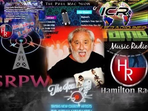 """PAUL MAC SUPER INDIE SHOW SONG """"MAC ATTACK""""  by Annemarie Picerno 5.19.16"""