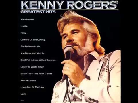 Katy Rogers Interviews Garth Shaw on Kenny Rogers' Lady for 96.9 KAYO (Part Two)