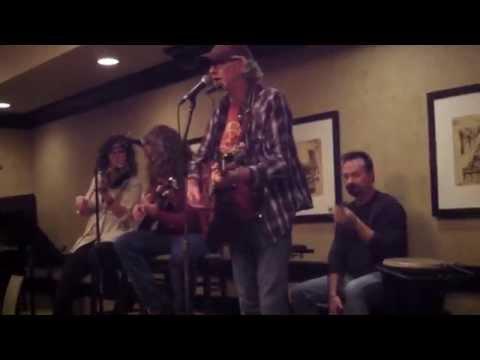 Effron White Performs Long Haul with Band