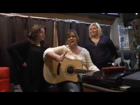 Doc Holiday Produced, THE MULLINS SISTERS MEET THE ZAGER GUITAR ZAGER