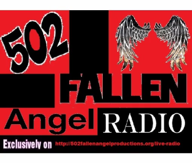 502 Fallen Angel Radio presents the first EVER Movie Addict Headquarters Free Book Contest