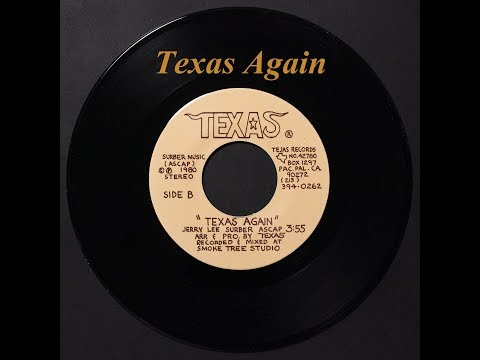 TEXAS Presents ♫ Texas Again ♫