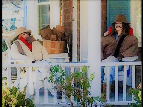 People On The Porch, by Colette O'Connor
