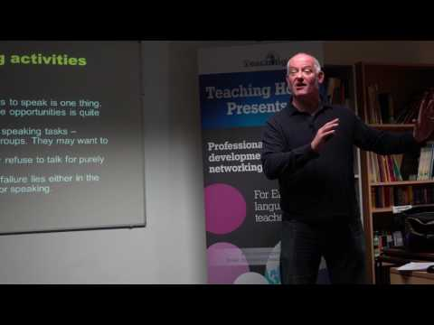 Teaching House Presents - Hugh Dellar on Speaking