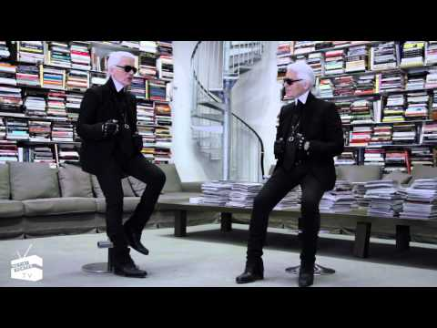 FACE TO FACE: KARL LAGERFELD (FULL VERSION)