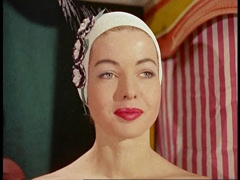 Swimming Cap Fashions (1950s)