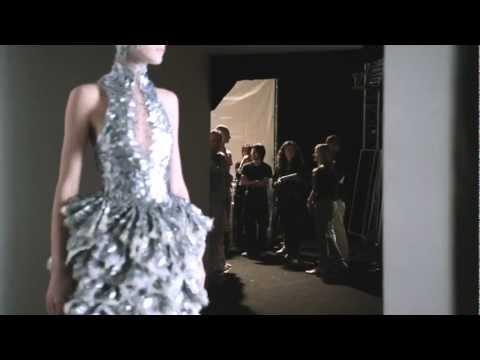 Alexander McQueen Spring/Summer 2012 Backstage Film