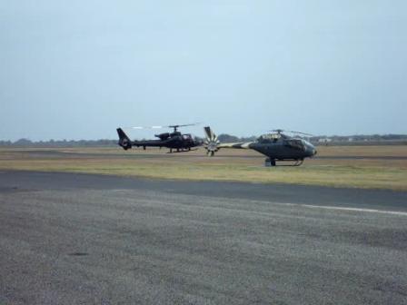 Eurocopter Gazelle in Texas
