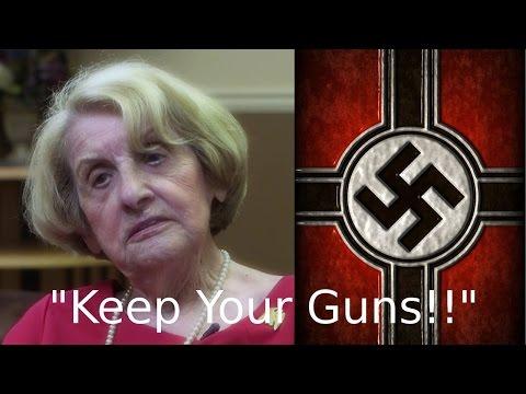 WWII Survivor Warns of SOCIALISM and GUN CONTROL! (MUST WATCH)