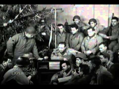 Noël 1944 Bastogne