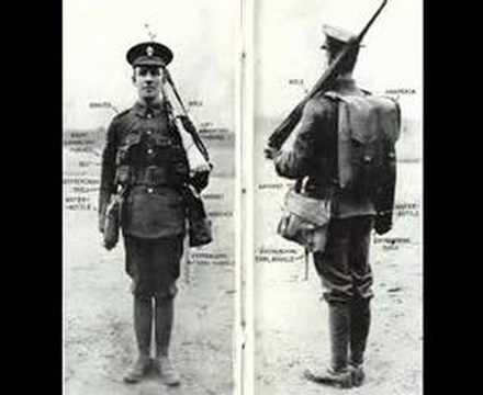 Rupert Brooke - The Soldier - poem