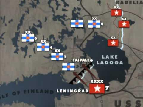World War Two: The Scandinavia Front