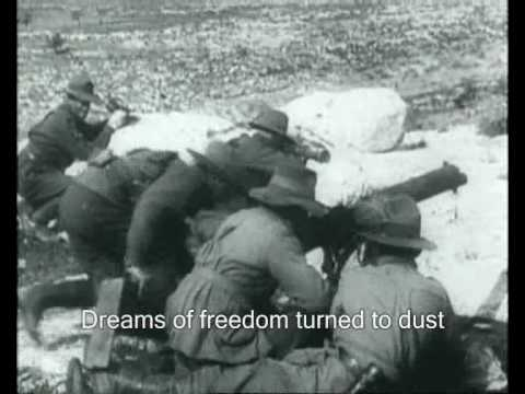 Sabaton - Cliffs Of Gallipoli + Lyrics