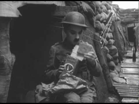 Charlie Chaplin - War Mail