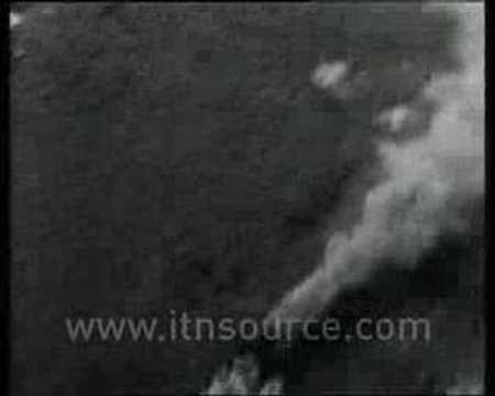 Normandy landings in full swing during World War 2
