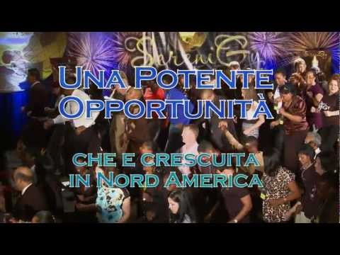SereniGy ITALIAN International Expansion!
