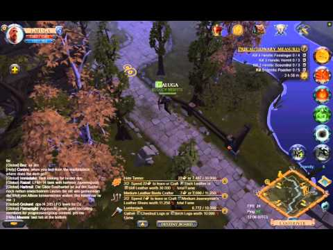 Albion Online/Nvidia Shield TabletK1/Questing/2015