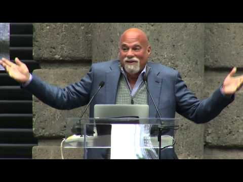 Conferencia Roger Schank desde México D.F