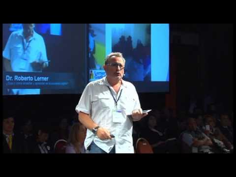 Conferencia de Roberto Lerner desde Lima