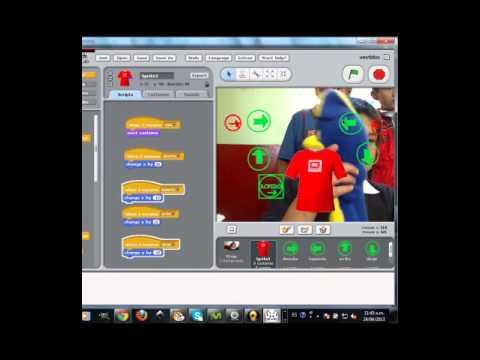 Tutorial de realidad aumentada y formación de capacidades en los niños