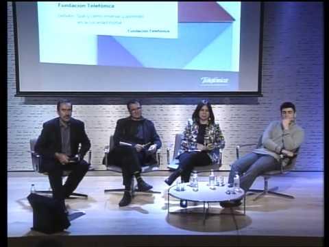Evento Presencial Madrid Tema 4: Qué y Cómo Enseñar y Aprender en la sociedad digital. (parte 1)