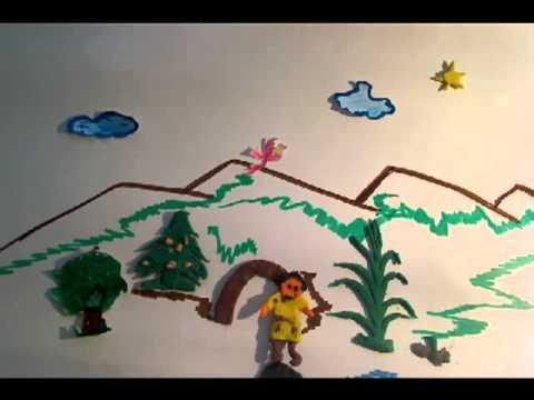 Animación sobre el primer horticultor de América