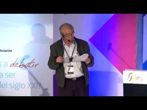 Conferencia Padre Luis Ugalde en el Encuentro Internacional de Educación en Caracas