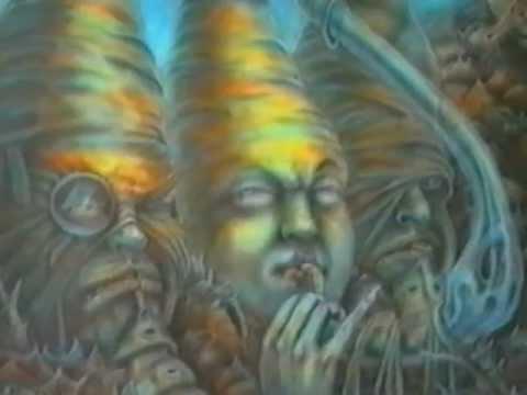 Ein Kosmisches Bestiarium-1992