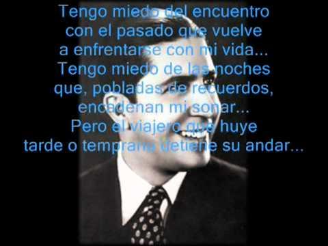 Volver - Tango de Carlos Gardel con letras