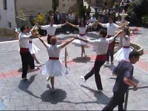 Exhibició de la Colla Sardanista Dansaires del Penedès