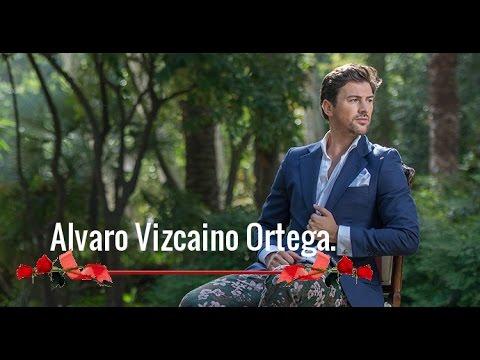 Alvaro Vizcaino Ortega  Hay una rosa que enamora mi alma