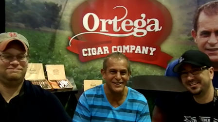 Outake with Eddie Ortega