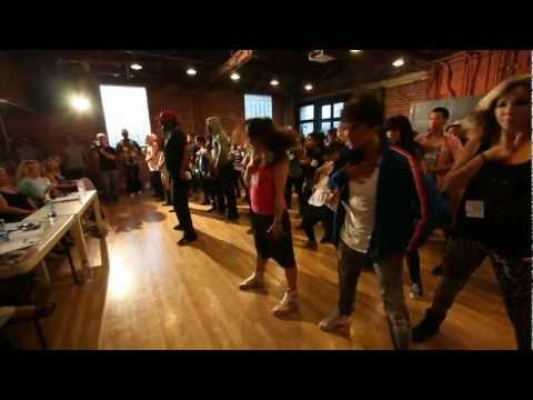 MOVE TV  - MSA Agency, Dance Talent Open Call Audition 2011