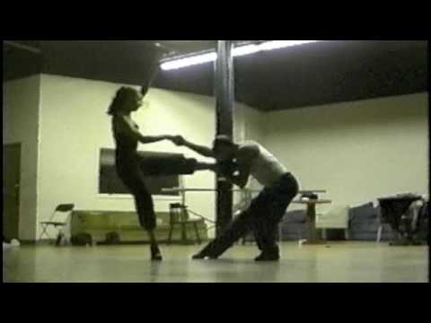 """With Passion"" Beautiful Dance Duet rehearsal"