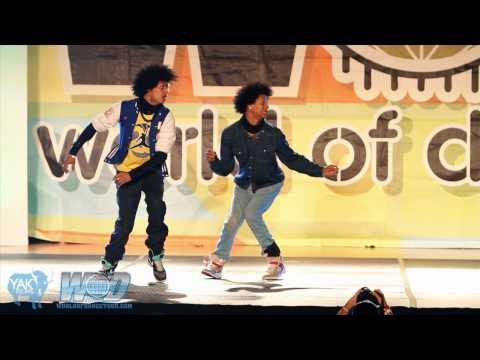 LES TWINS | WORLD OF DANCE