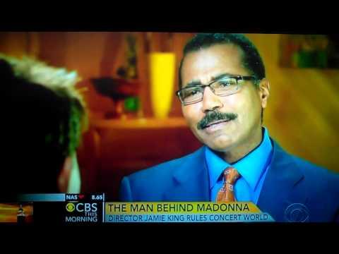 Jamie King on CBS