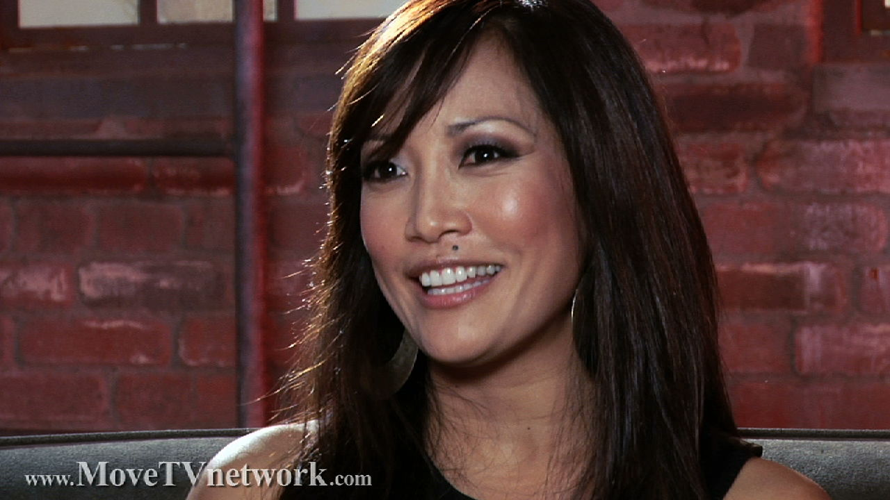 MOVE TV - Carrie Ann Inaba