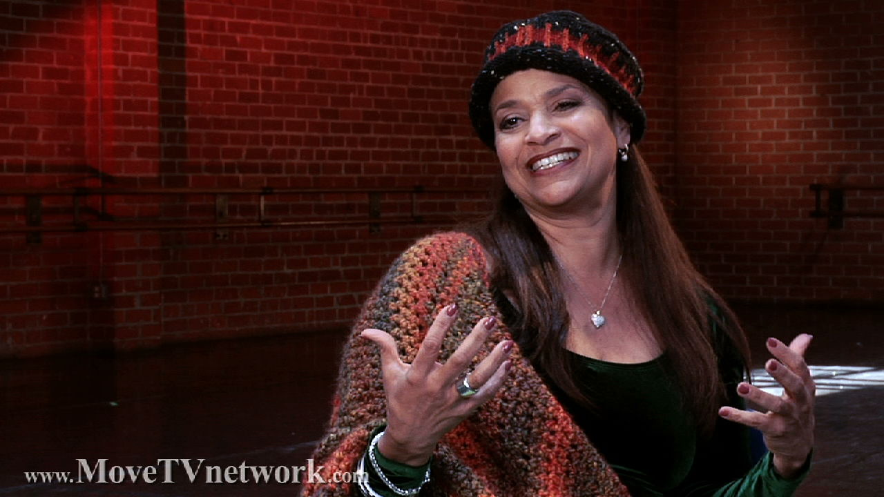 MOVE TV - Debbie Allen