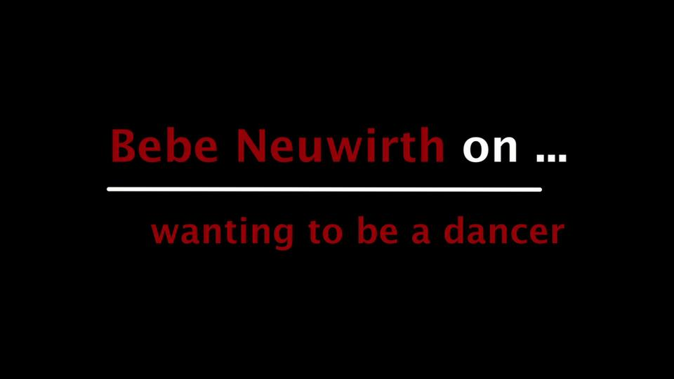 MOVE TV - Bebe Neuwirth
