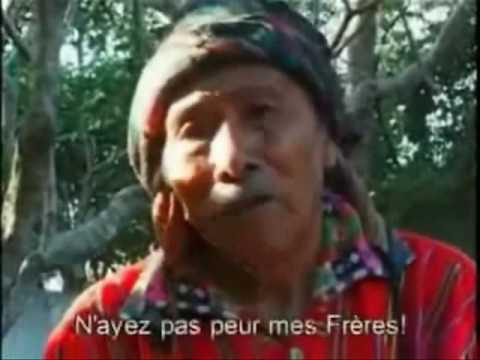 Chaman Maya. La vérité!