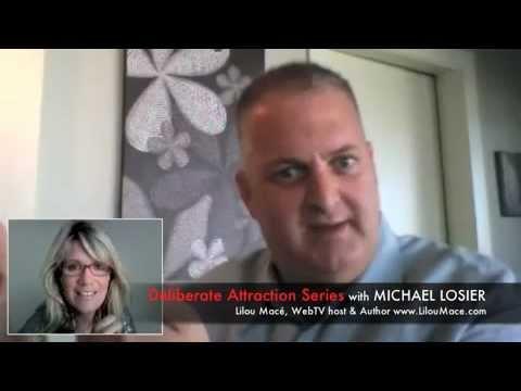 """(STFR) Session 1 dans """"La série de l'attraction délibérée"""" avec Michael Losier : Le processus"""