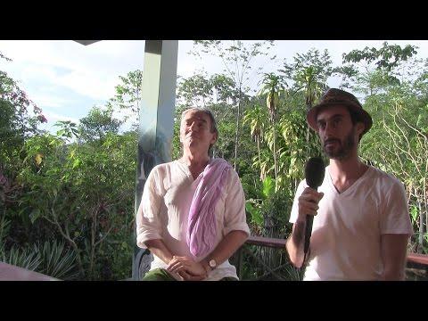Interview d'Emilio Escariz et de Romulo Pelliza, chamans au Pérou.