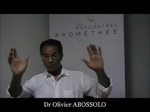Les Rencontres Prométhée 1ère Edition - Interview du Dr Olivier ABOSSOLO