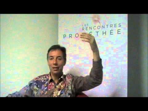 Les Rencontres Prométhée 1ère Edition - Interview du Dr Eduard Van Den BOGAERT