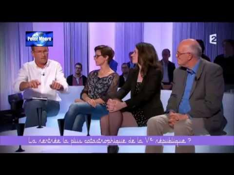 """Etienne Chouard invité de l'émission """"ce soir ou jamais"""" septembre 2014"""